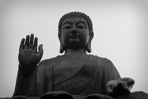Tian Tan Budha