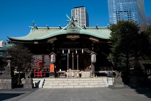 Kumano-jinja shrine