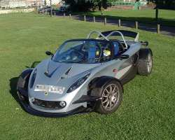 Lotus 340r front view