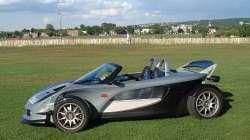 Lotus 340r side view